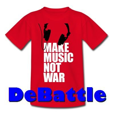 make music not war400