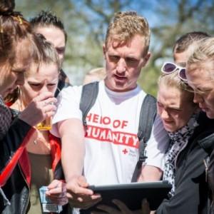 rode kruis vrijwilligerswerk
