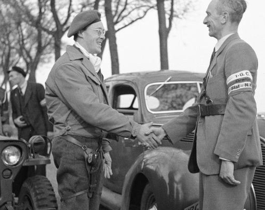 Lezing: Tweede Wereldoorlog in beeld