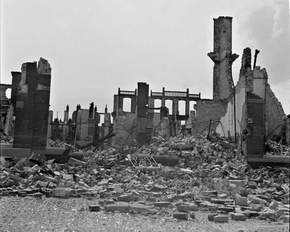 Wandeling: Bombardement Bezuidenhout