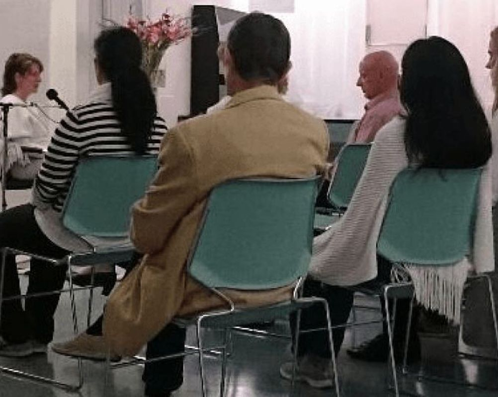 Meditatie en dialoogbijeenkomst