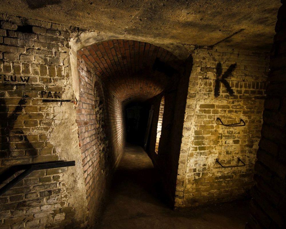 Openstelling bunkers Kijkduin