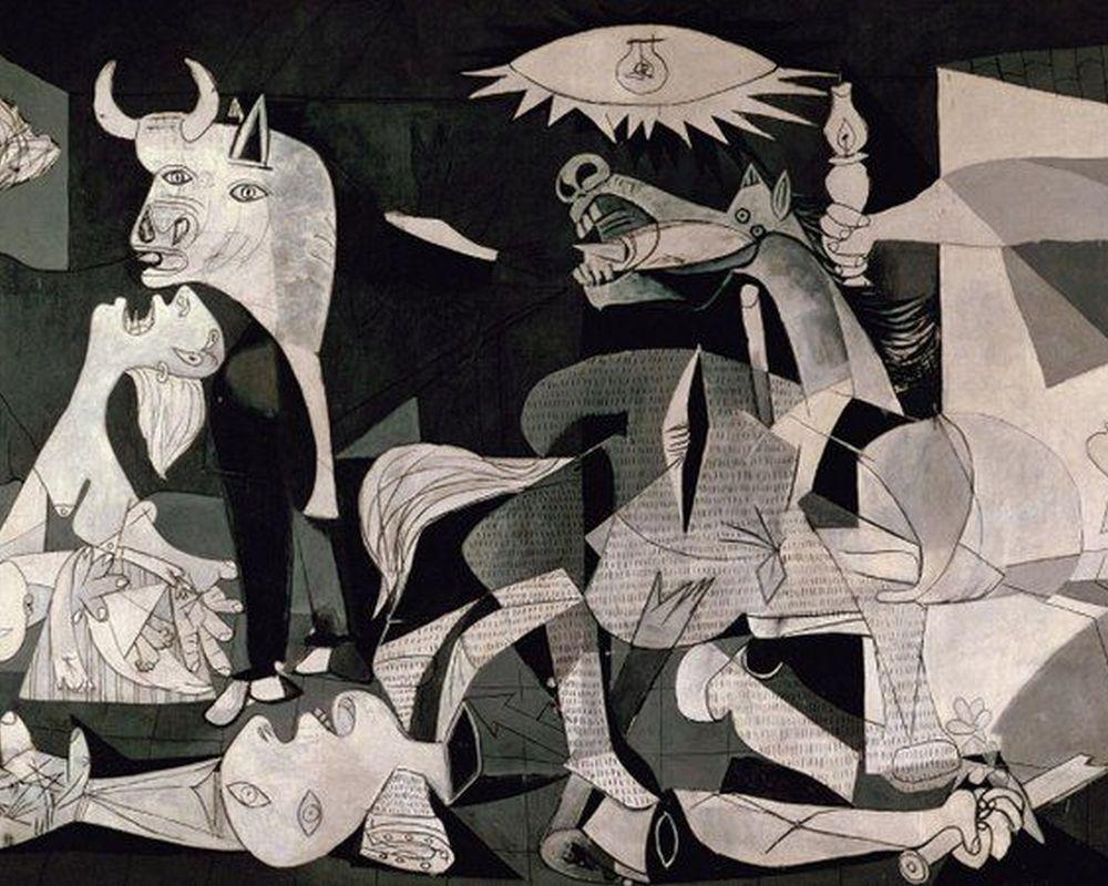 Expositie: Picasso's Guernica