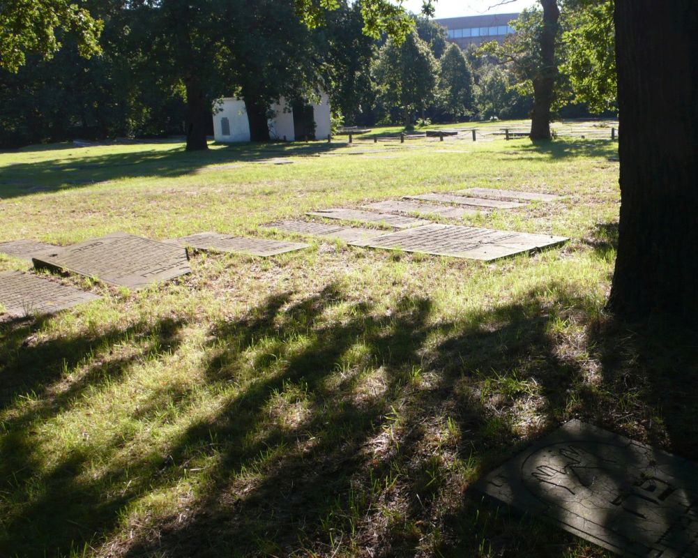 Rondleiding: Oude Joodse Begraafplaats