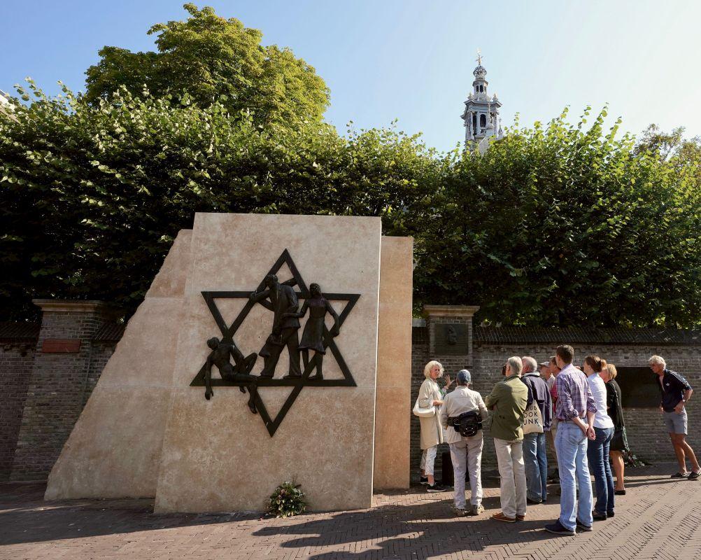 Wandeling: Joods Verleden van Den Haag