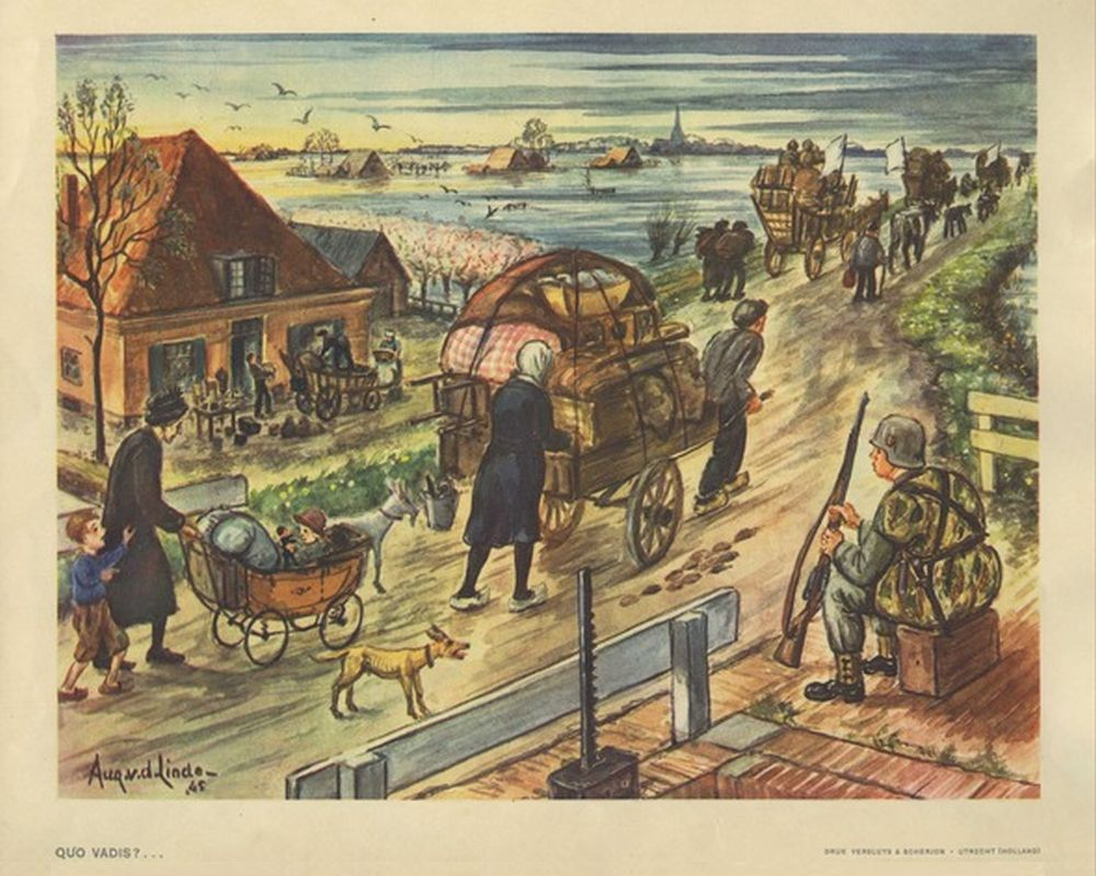 Expositie: Nederland in de winter 1944-1945