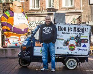 Hou je Haags Fietstour: Ride for Freedom