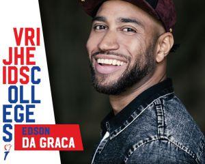 Vrijheidscollege: Edson da Graça